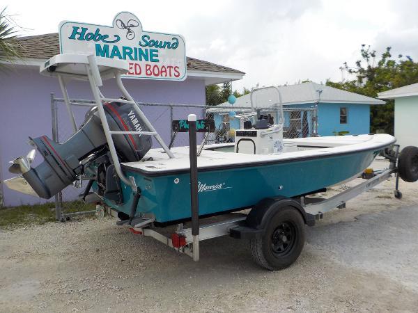 Maverick Boat Co. Master Angler