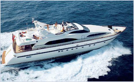 Azimut 100 Jumbo Manufacturer Provided Image: Azimut 100 Jumbo