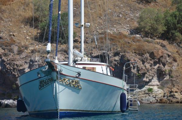 Custom Line motor sailer