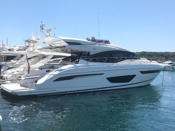 Princess S65 2017 Princess S65 for sale - Clearwater Marine