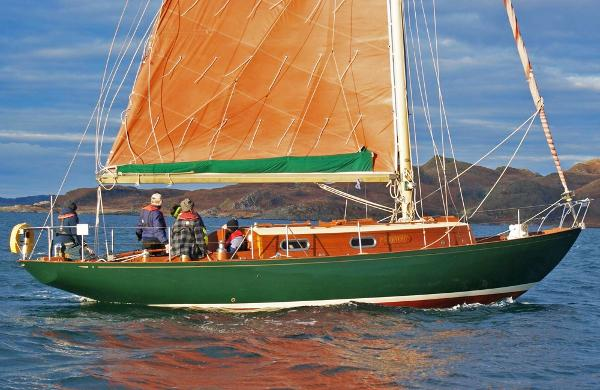 David Boyd Classic 38 ft Sloop 1962