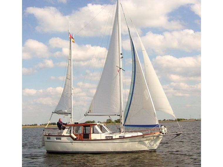 NAUTICAT YACHTS OY Siltala Yachts Nauticat 33