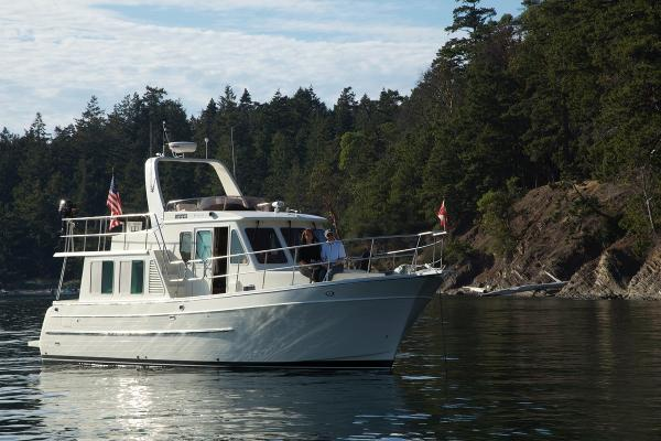 North Pacific 39 Pilothouse Sistership