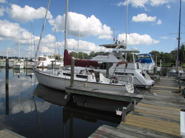Seidelmann 37 Sailboat