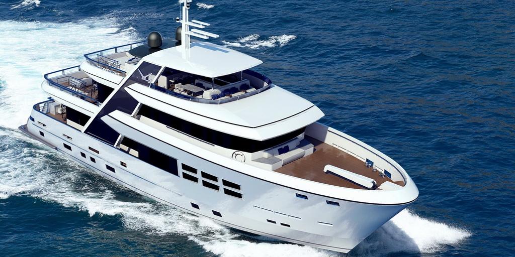Drettmann Explorer Yacht 32