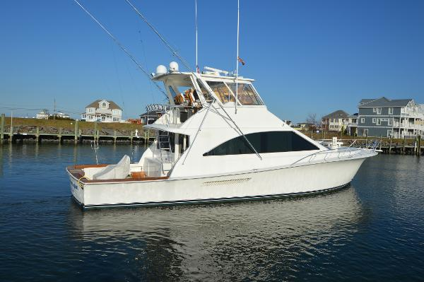 Ocean 60 Super Sport w/3412 CATS Profile