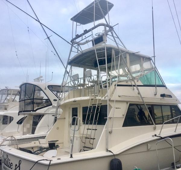 Hatteras Sportfish Convertible