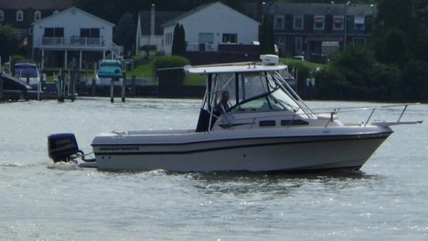 Grady-White Gulfstream 232