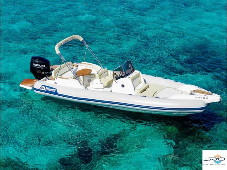 Marlin Boat MARLIN 274 FB