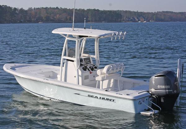 Sea Hunt 24 Bx >> Used Bay Sea Hunt boats for sale - boats.com