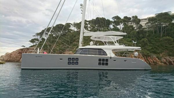 Sunreef 60 Sailing Catamaran Sunreef 60-Main profile