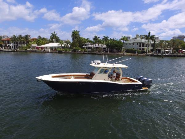 Scout 350 Lxf Seven Seas Yacht Sales - Scout Boats 350 LXF
