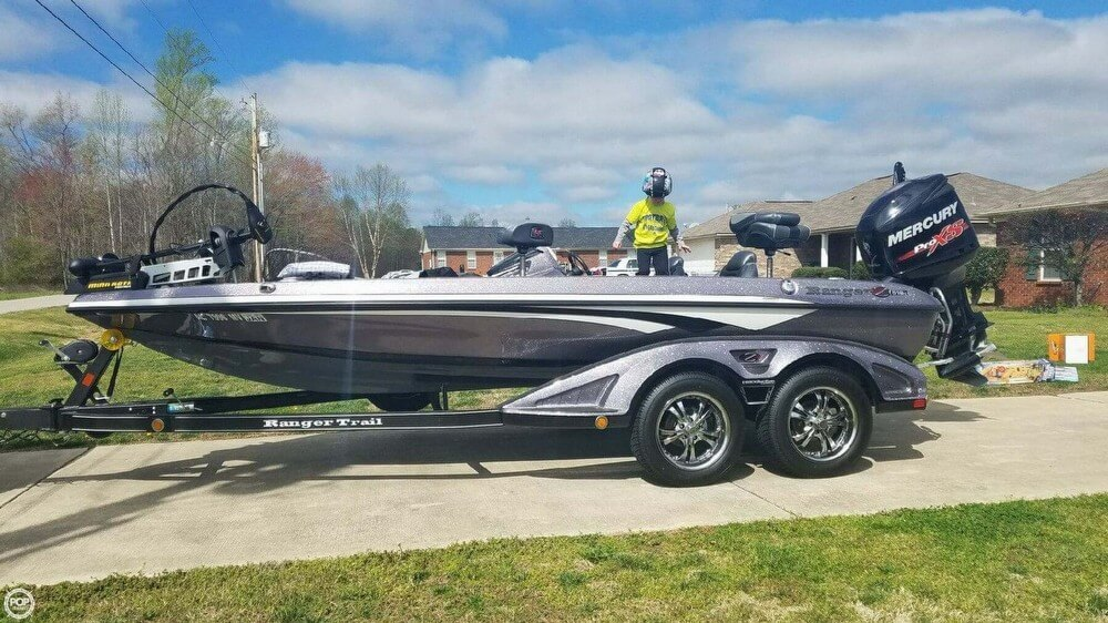 Ranger Z518c 2016 Ranger 18 for sale in Hazel Green, AL