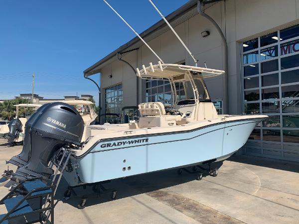 Grady-White Fisherman 257 Twin Engine