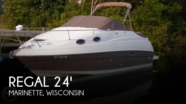 Regal 2465 Commodore 2002 Regal 2465 Commodore for sale in Marinette, WI