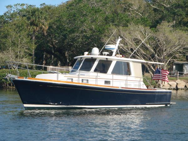 Grand Banks Eastbay Hardtop Express Commissioned 2004