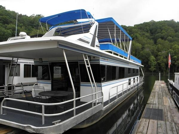 Jamestowner 16x72 Houseboat