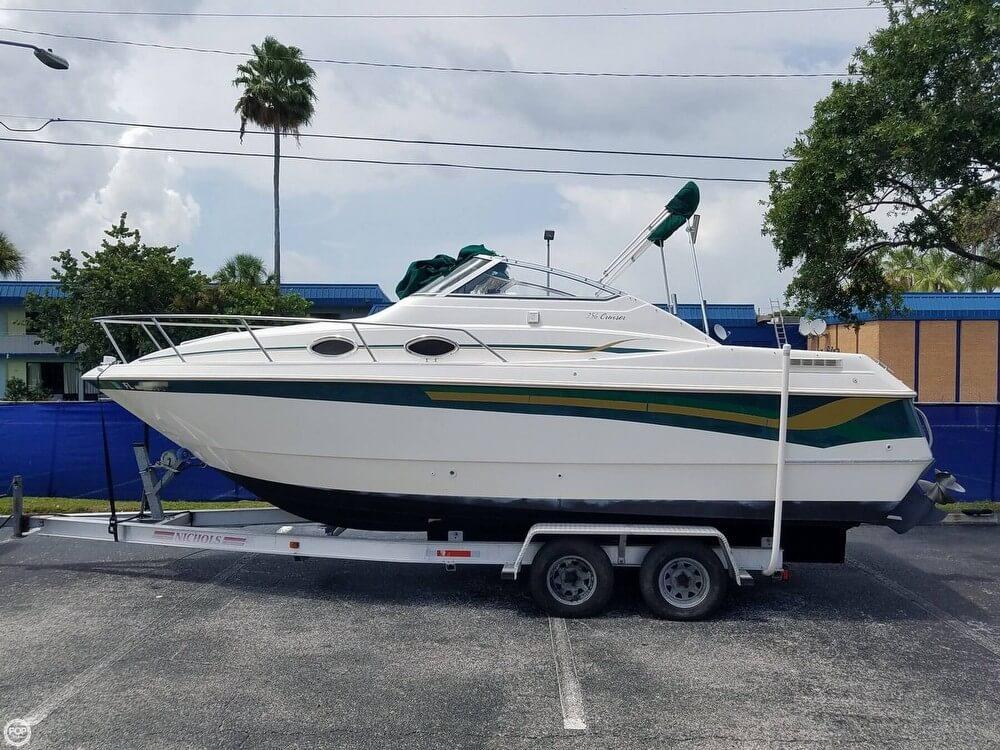 Monterey 256 Cr 1997 Monterey 256 Cruiser for sale in St Petersburg, FL