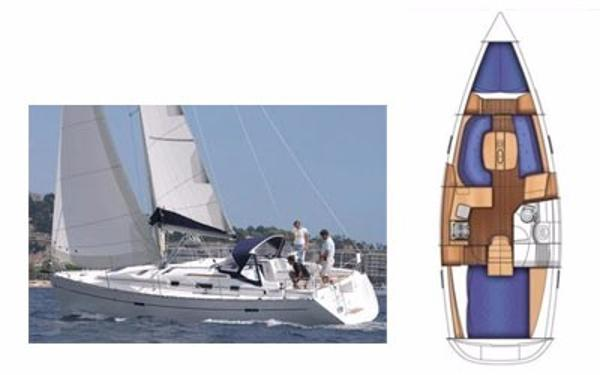 Beneteau 343 Manufacturer Provided Image