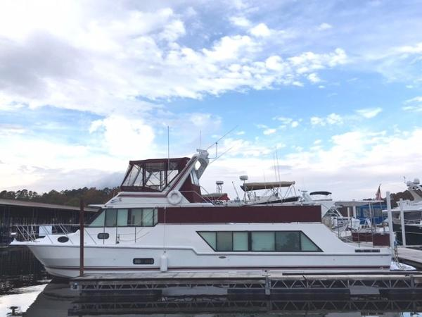 Harbor Master 52 Coastal