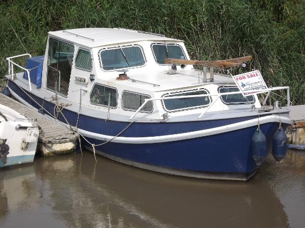 Tjalk Barge 32 (sold)