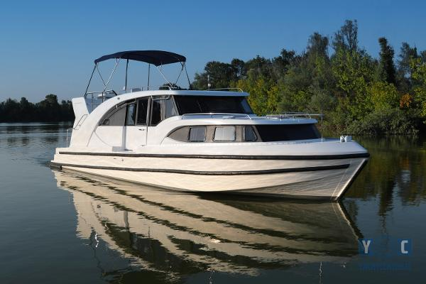 Houseboat House Boat Minuetto 45ft del38small