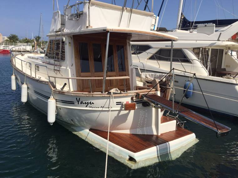 Menorquin Menorquin Yachts 120