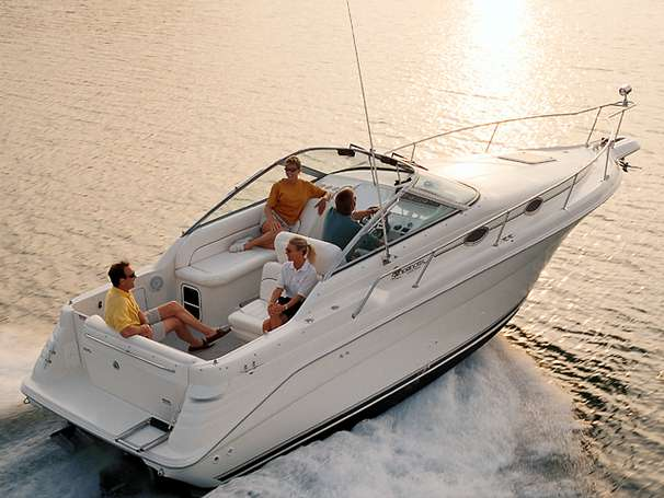 Sea Ray 270 Sundancer Special Edition Manufacturer Provided Image