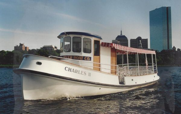 CROSBY YACHTS Tug/Tour Boat/ Water Taxi Main