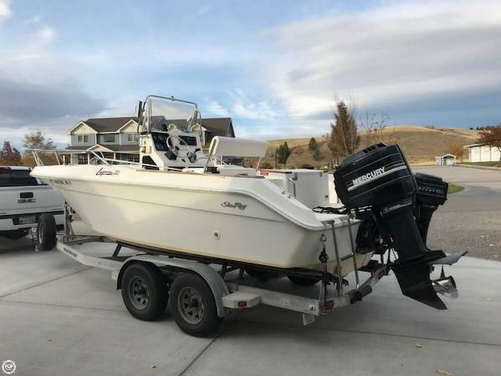Sea Ray Laguna 1991 Sea Ray Laguna 20 for sale in Missoula, MT
