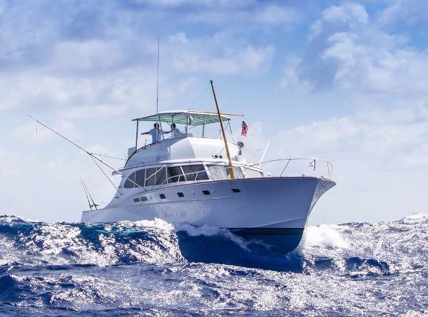 Rybovich Sport Fisherman 55 Rybovich Bow