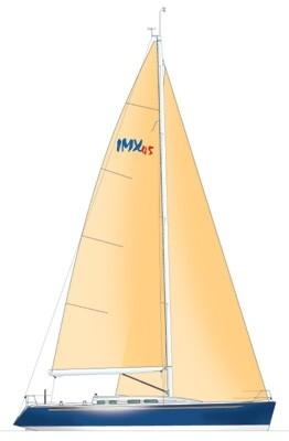 X-Yachts IMX-45 Manufacturer Provided Image