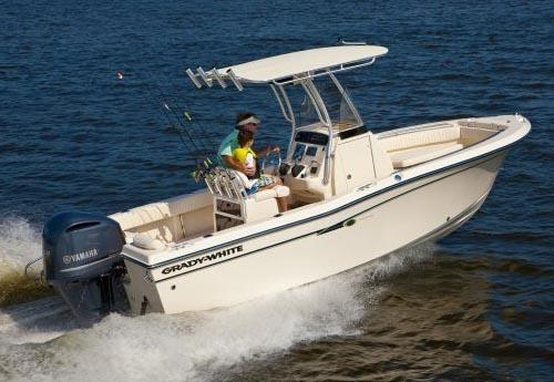 Grady-White Fisherman 209 Manufacturer Provided Image