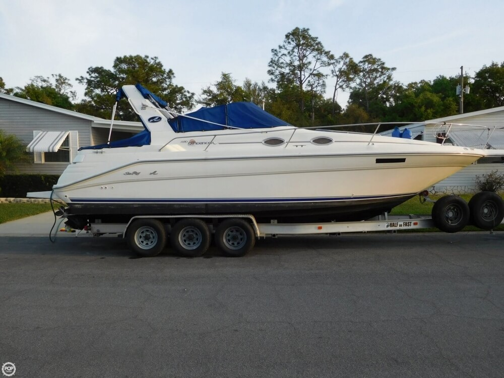 Sea Ray 290 Sundancer 1996 Sea Ray Sundancer 290 for sale in Saint Cloud, FL