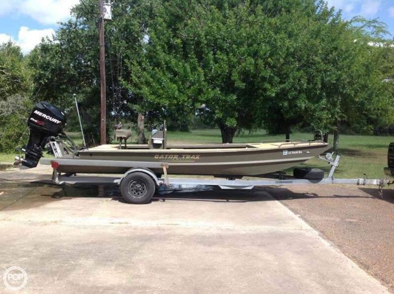 Gator Trax 17x62 Sport Trax 2011 Gator Trax 17x62 Hunt Deck BIG WATER EDITION for sale in Seadrift, TX