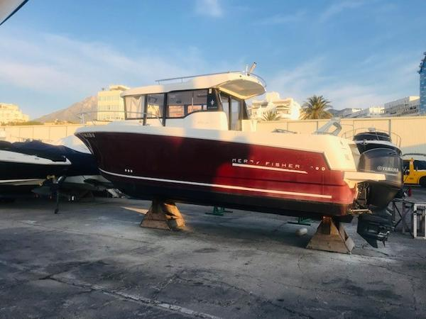 Jeanneau Merry Fisher 855 Marlin RUC