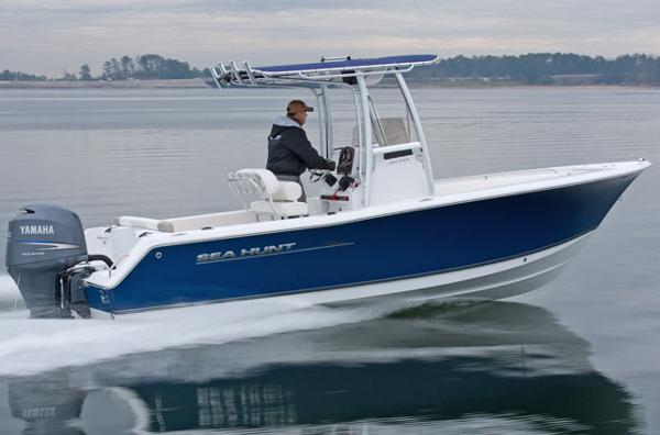 Sea Hunt Ultra 225 Manufacturer Provided Image