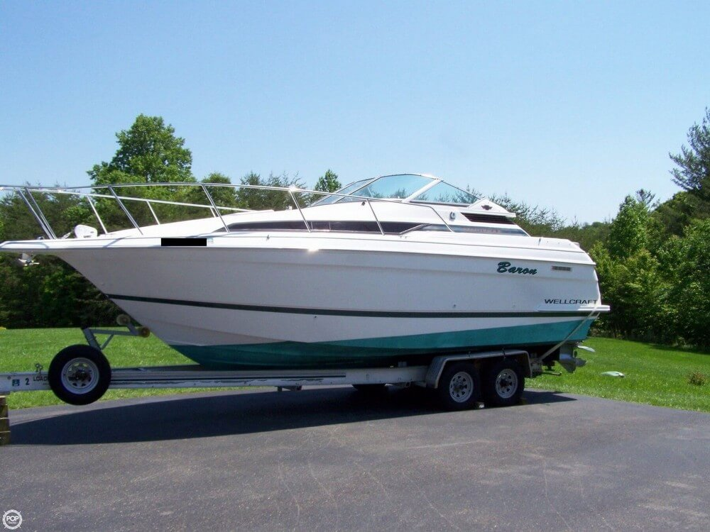 Wellcraft Martinique 2700 1995 Wellcraft Martinique 2700 for sale in Boonies Mill, VA