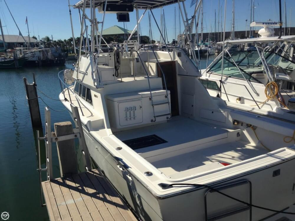 Tiara 3300 Flybridge 1987 Tiara 33 Flybridge for sale in Cocoa Beach, FL