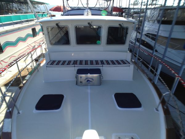 Front of Pilothouse