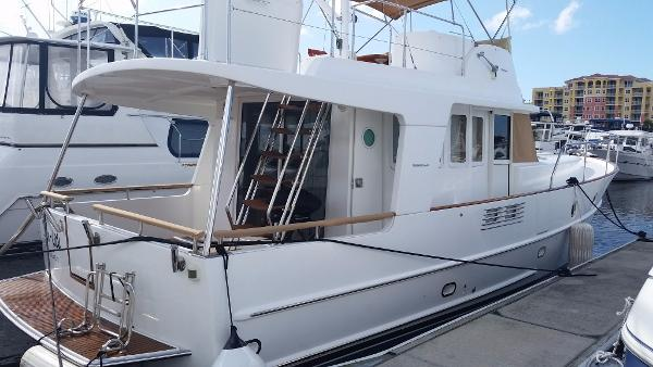 "Beneteau Swift Trawler 42 42' Swift Trawler ""Bene-Fits"""