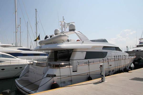 Sanlorenzo SL72 San Lorenzo 72 - Flybridge Motor Yacht