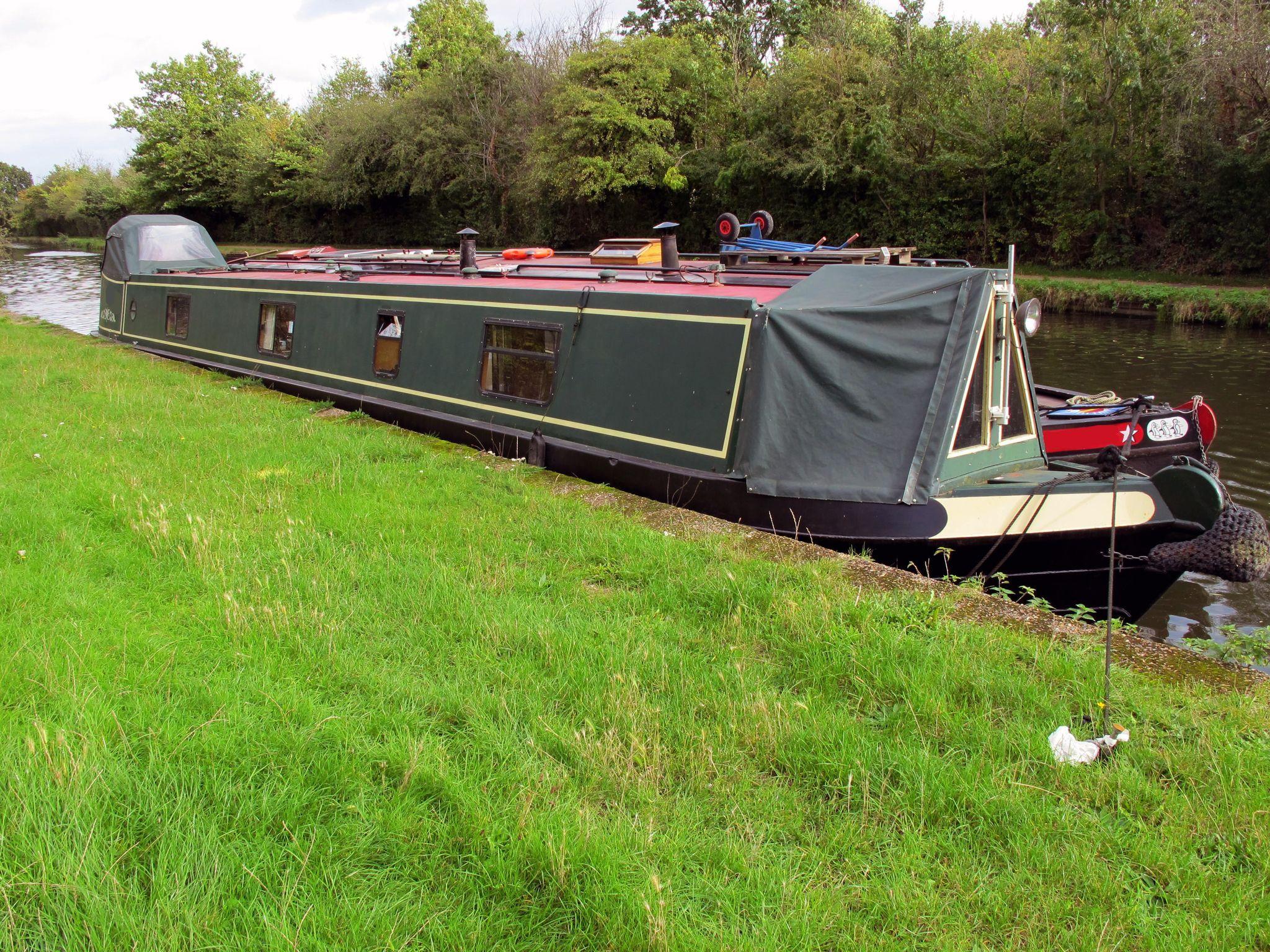 Narrowboat 56ft Semi Trad