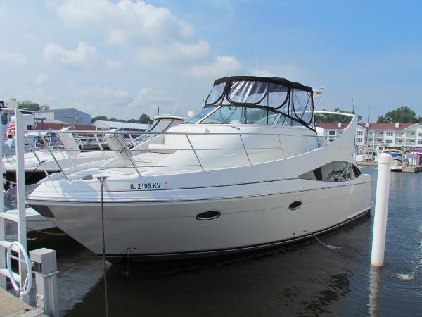 Carver 36 Mariner Dockside