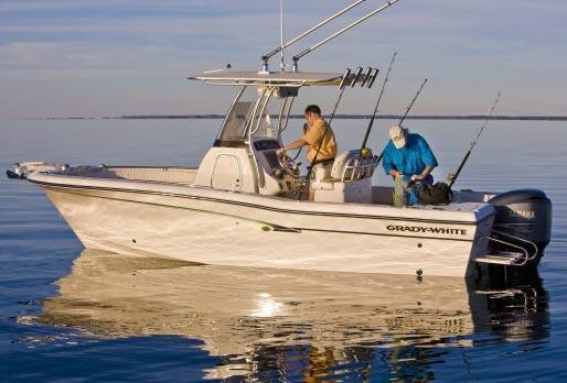 Grady-White Fisherman 230 Manufacturer Provided Image