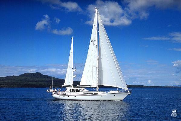 Alloy Yachts Pilothouse Ketch