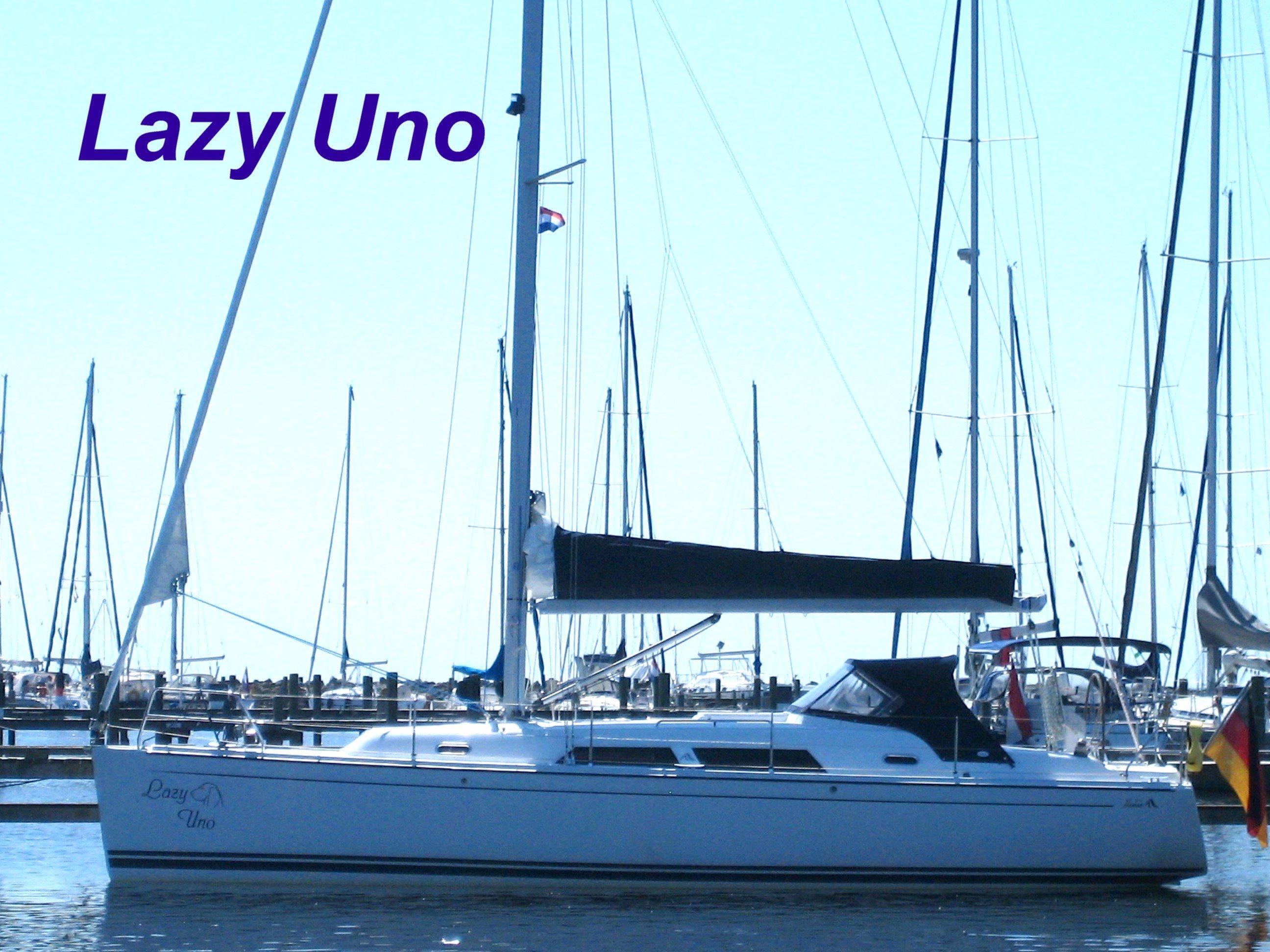 Hanse Yachts 370