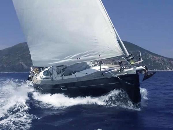 Jeanneau Sun Odyssey 54 DS AYC Yachtbrokers - Sun Odyssey 54 DS