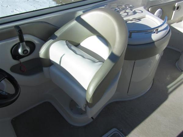 Bucket Seats w/ Flip Up Bolster