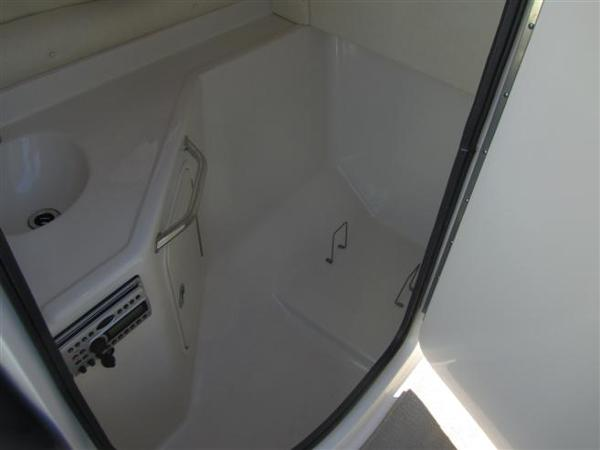 Head Compartment w/ Vanity